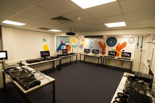 LCoM x Bop DJ Education - DJ & Production Suite