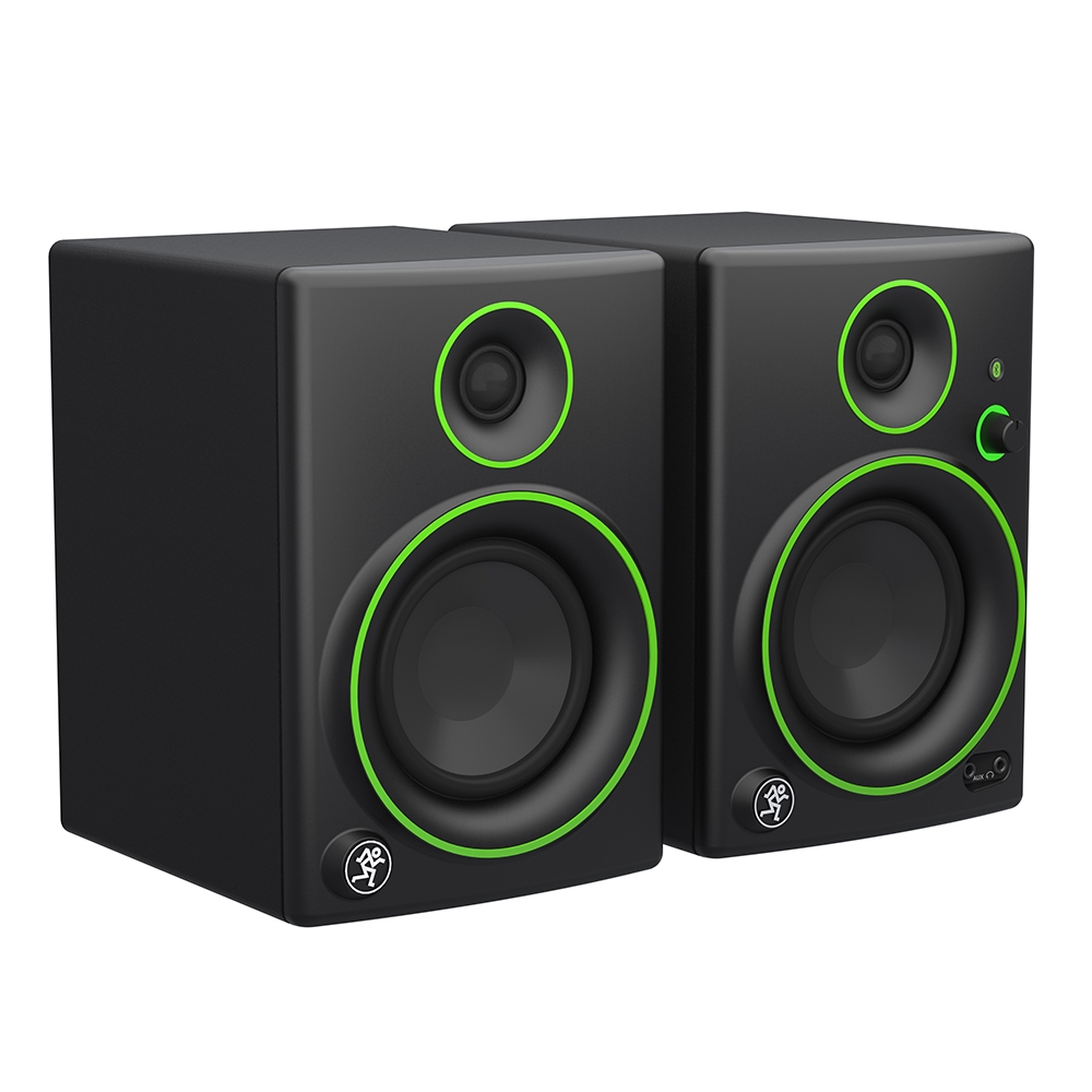 mackie cr4bt speakers bop dj. Black Bedroom Furniture Sets. Home Design Ideas