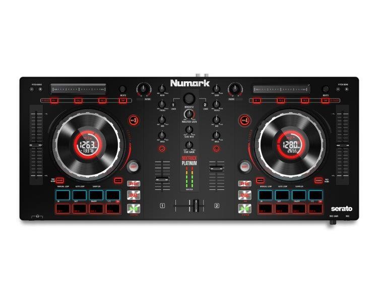 Numark Mixtrack Platinum & Serato DJ Pro | Bop DJ