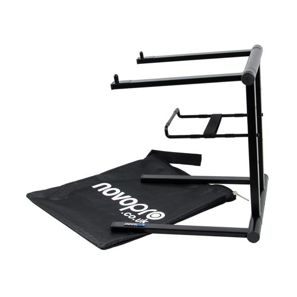 novopro ls20 bag laptop stands bop dj. Black Bedroom Furniture Sets. Home Design Ideas