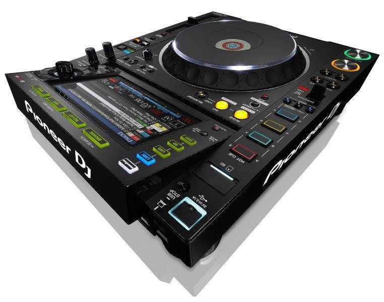 Pioneer CDJ-2000NXS2 & FLT-2000NXS2 Case | Bop DJ