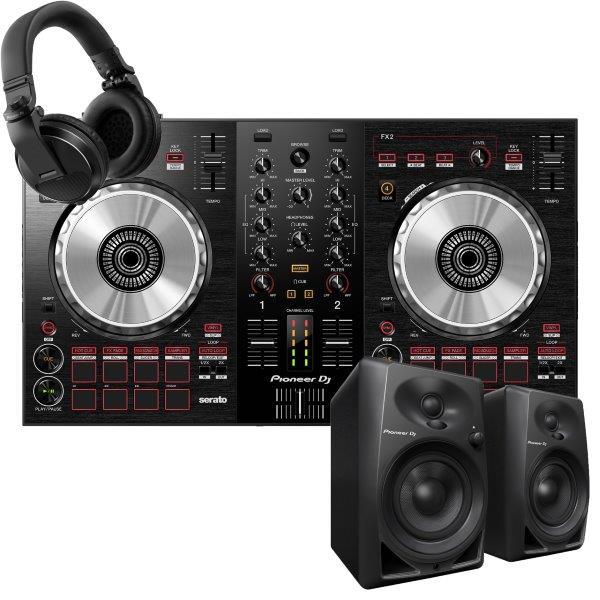 Pioneer DDJ-SB3, Pioneer DM-40, Pioneer HDJ-X5 | Bop DJ