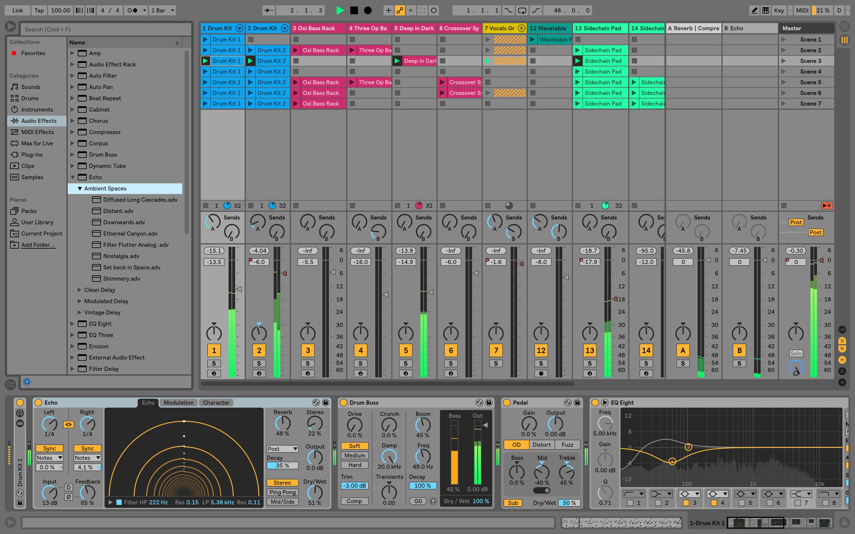 Launchpad Mini Mk2, Live 10 Intro, 2x BX5 D3 | Bop DJ