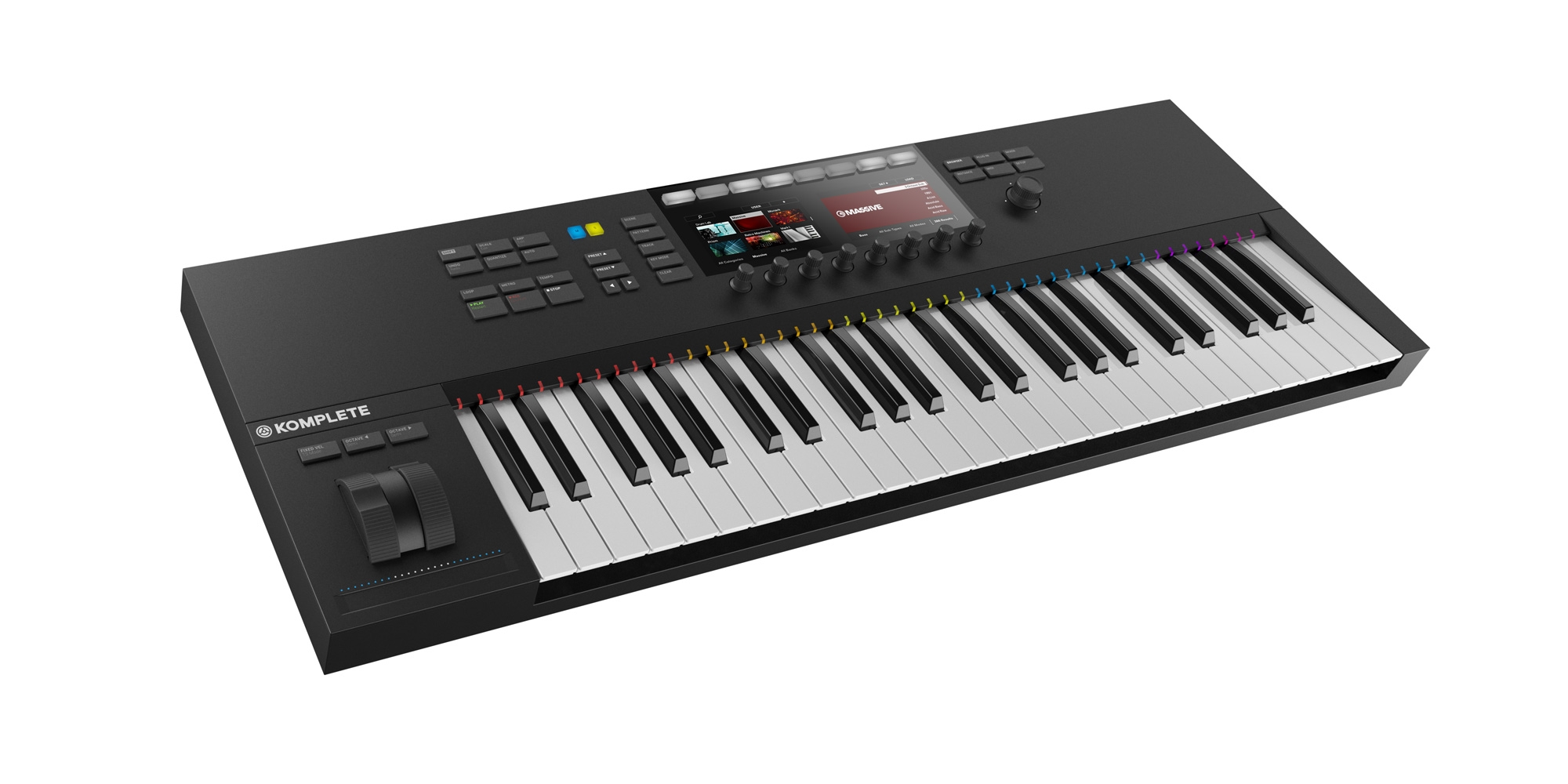 komplete kontrol s49 mk2 komplete 12 ultimate bop dj. Black Bedroom Furniture Sets. Home Design Ideas