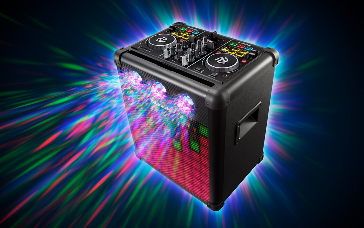 Numark Party Mix Pro Dj Controllers Bop Dj