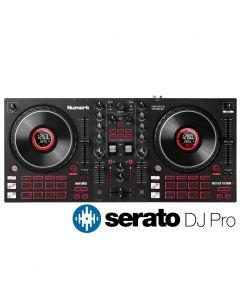 Numark Mixtrack Platinum FX & Serato DJ Pro